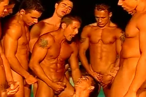 Too Many Ripped tasty males To Count Circle Jerk