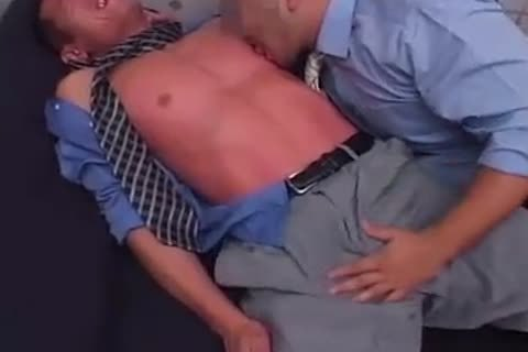 Tyson Sportus - gigantic Arms In Suits Scene 4