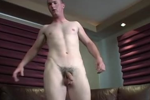 Mlitary twink bonks Fleshlight + acquires A handjob