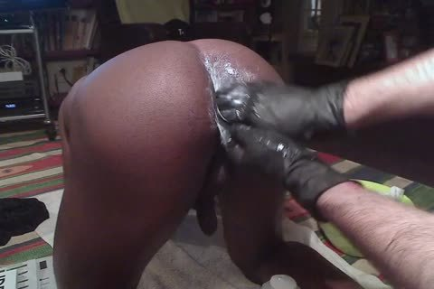 Blackdanus, An Incredibly fashionable juvenile darksome lad Has A Very Accomodating (and naughty) arse, Used To Dildos, But that man not ever Took A Fist. This Is Our First Session. Hand Not Entirely Inserted, But not quite There. Next Time, I'm Sure