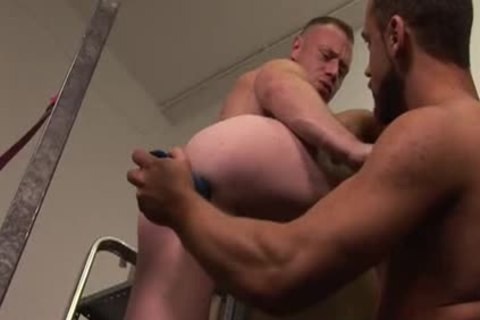 Caught In The action With A sex dildo Inside