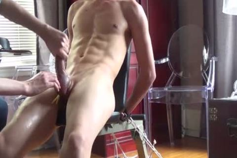 I Think I Have A recent dude!  twenty one Year daddy dude And he loves Sir Training His penis For Him.   ;) This Is Footage From A 90 Minute Training Session, And finally At The End I Let That filthy penis Of His Explode