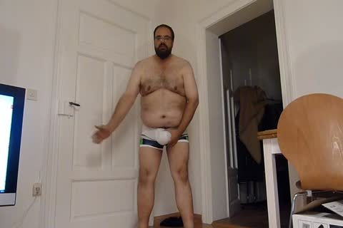 My large Balls Bulging My underclothing And Stripping - By Request From My Very Dear friend Pat! enjoy!