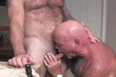 hairy males not ever Give Up On Rim Job