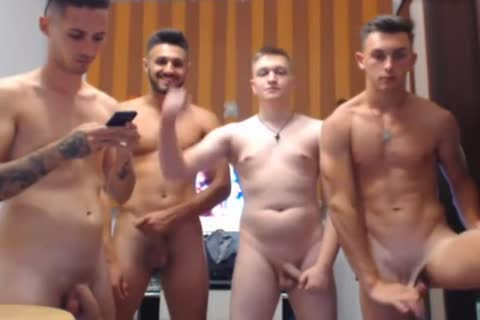 4 yummy Romanian boyz, Hard dicks & pretty booties