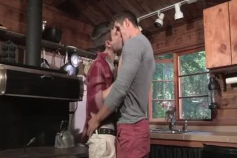 Bros plowing In The Cabin In The Woods