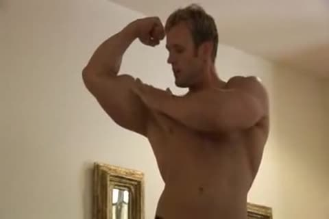 Nate Christianson Aka David Hatfield - lusty In The Living Room And Shower