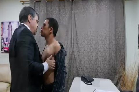 charming Daddy Chinese Fornicating And engulfing