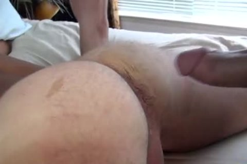 Twink interracial ass pound ejaculation