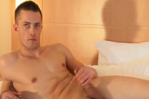 Full movie scene: A innocent straight Neighbour Serviced His big penis By A lad!