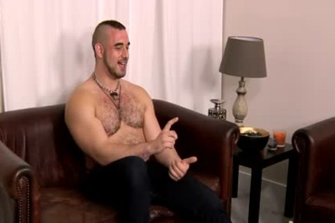 large And Bearish Kaleb Strokes It - Kaleb Diesel