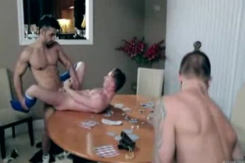 Poker And orgy