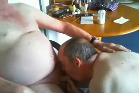grandad And Daddy On cam
