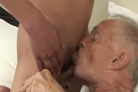 from Channing old dad gay porn