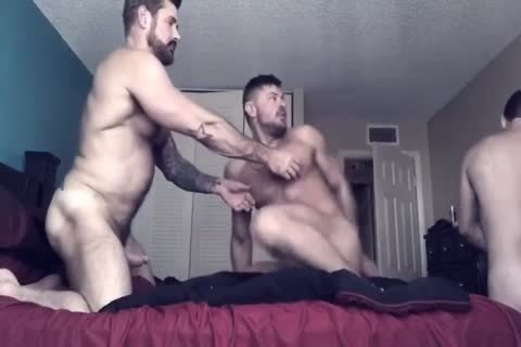 Jack Macenroth, Jack Andy three Way Web Camera Sex
