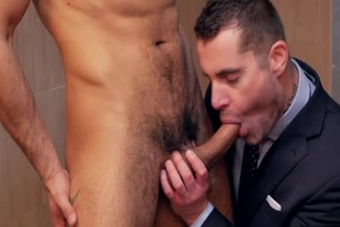 Muscle homosexual anal pound With ejaculation