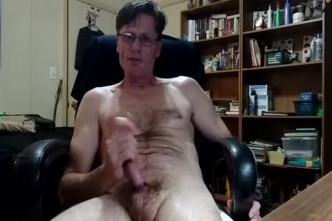 Jacking Off For Carol