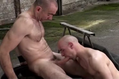 Two homosexual men Who Love It Hard In The booty