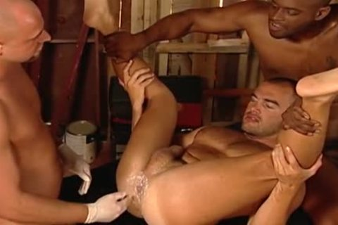 Diesel Washington, Jessie Balboa & Nick Horn