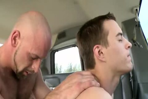 Muscle Daddy Baited