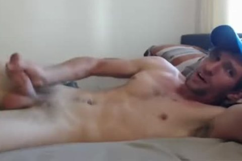 handsome Hung twink Playing On webcam Very sleazy
