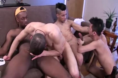 lusty & lustful Foursome