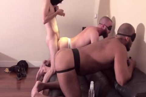 Anonymous twink Tourist Breeds My husband And I For Over 30 Mins W Creampie