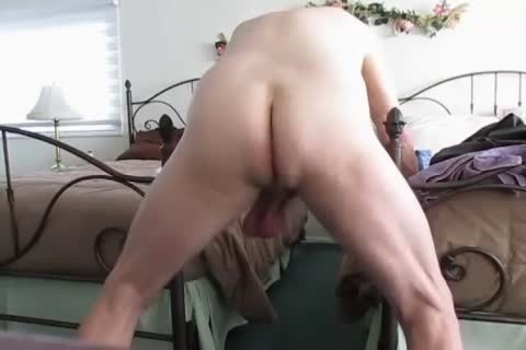 daddy man's Low Hangers. older Balls Swinging Back And Forth!
